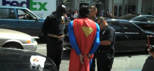 SupermanArrested
